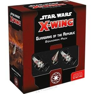 X-Wing Second Edition Guardians of the Republic Squadron Pack