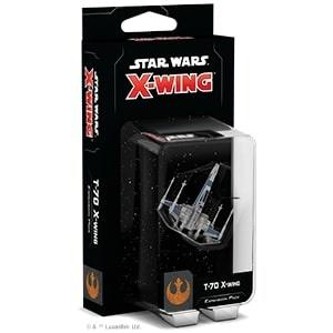 X-Wing Second Edition T-70 X-Wing Expansion Pack