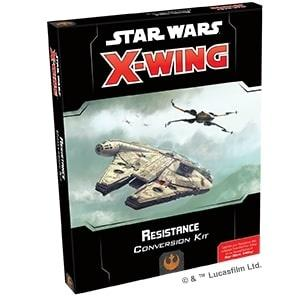 X-Wing Second Edition Resistance Conversion Kit