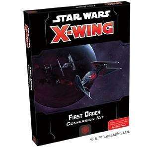 X-Wing Second Edition First Order Conversion Kit