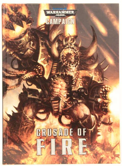 Warhammer 40K Campaign: Crusade of Fire