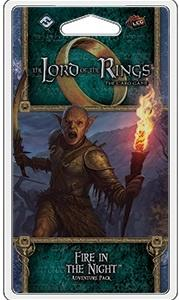 The Lord of the Rings LCG - Fire in the Night