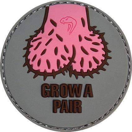 Grow Pair Morale Patch