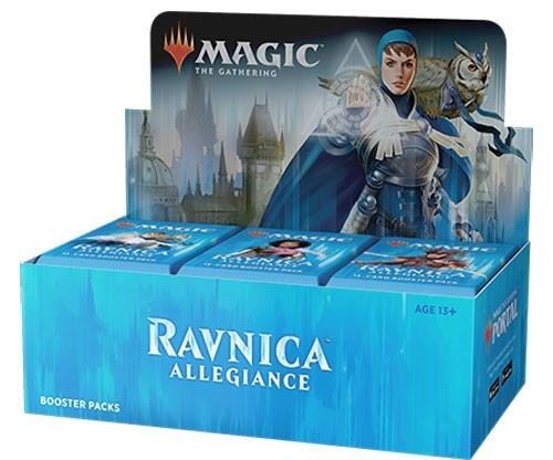 Ravnica Allegiance Booster Display (36 pakker)