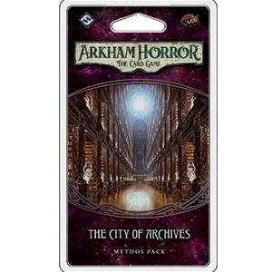 Arkham Horror: The Card Game: The City of Archives