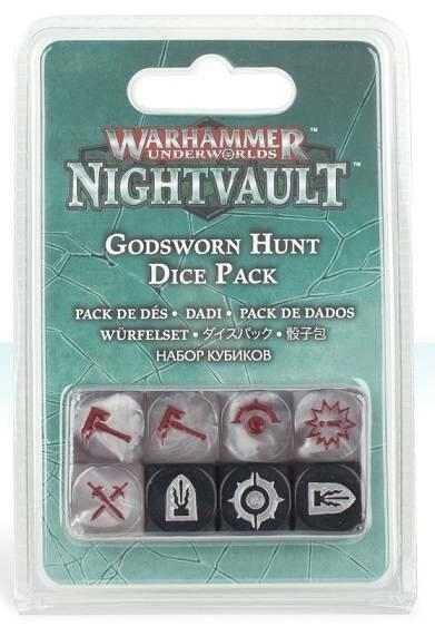 Godsworn Hunt Dice Pack