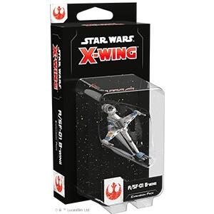 X-Wing Second Edition A/SF-01 B-Wing Expansion Pack