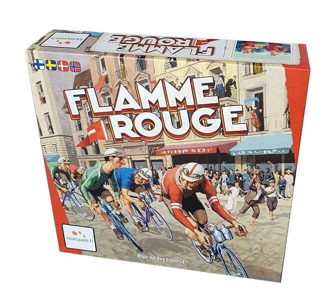Flamme Rouge, DK