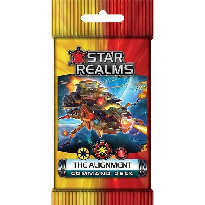 Star Realms: Command Deck – The Alignment er en fed udvidelse!