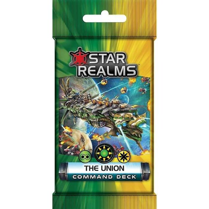 Star Realms: Command Deck – The Union er en god udvidelse