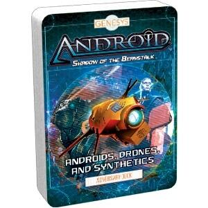 Genesys: Androids, Drones, and Synthetics Adversary Deck er et fedt deck