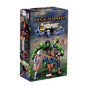 Legendary: A Marvel Deck Building Game – Champions er en fed udvidelse