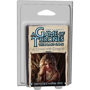 A Game of Thrones: The Board Game Second Edition A Dance with Dragons