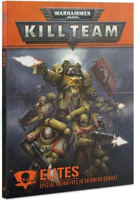 Kill Team: Elites tilføjer regler for legendariske 40k karakterer