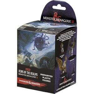 D&D Icons of the Realms - Monster Menagerie 2 Booster Brick