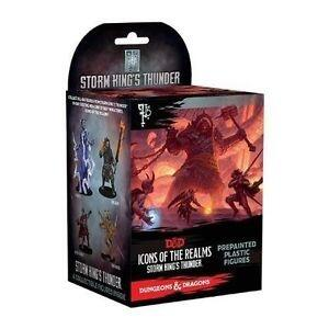 D&D Icons of the Realms Set 5: Storm King's Thunder - Booster Brick