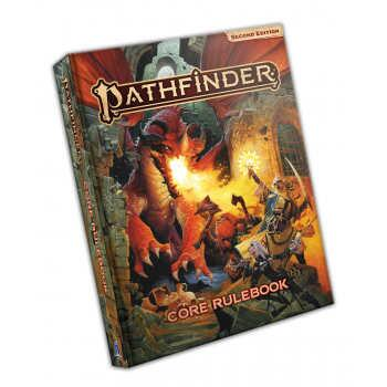 Denne Pathfinder RPG - Core Rulebook er 2nd Edition