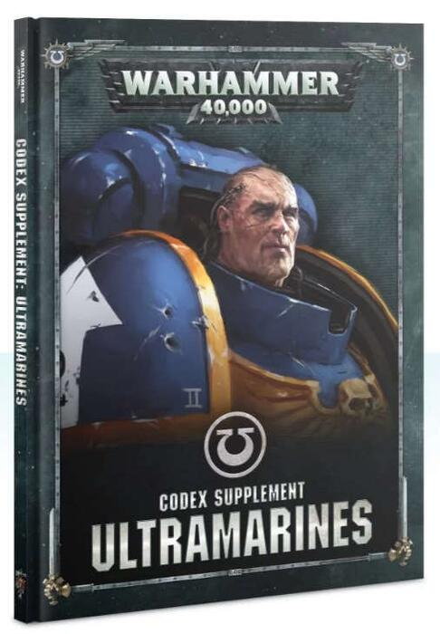 Warhammer 40K Codex Supplement: Ultramarines