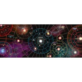 Vildt flot Firefly: The Game - The Whole Damn 'Verse Game Mat