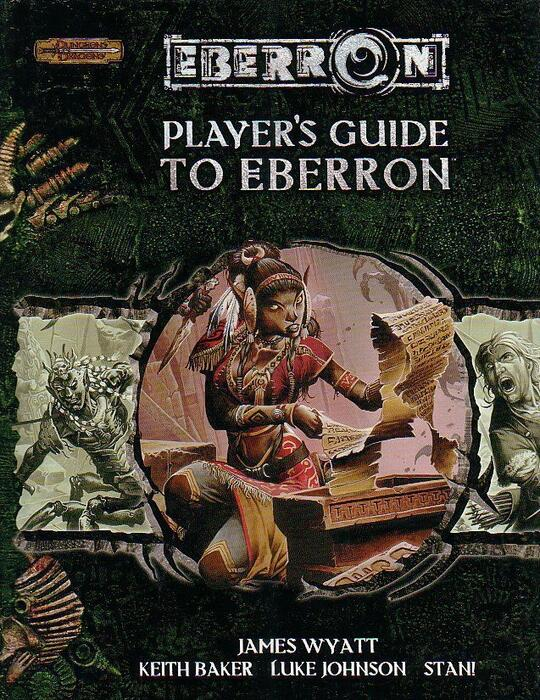 En reference guide for spillere til Eberron
