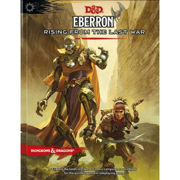 D&D Eberron: Rising From the Last War Adventure Book