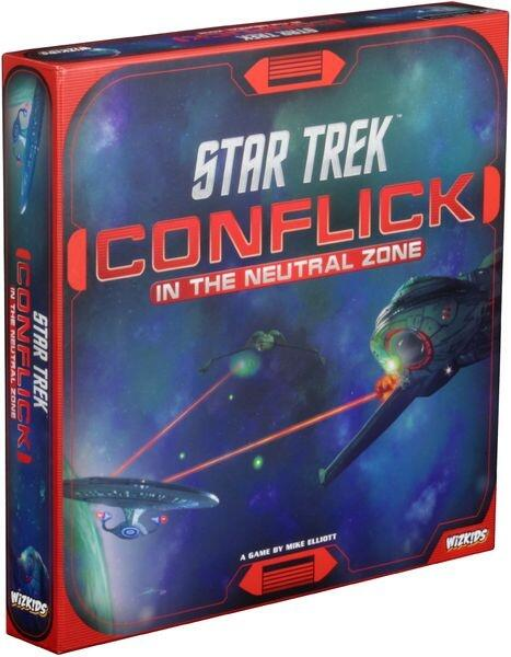 Star Trek: Conflick in the Neutral Zone - Færdighedsspillet Conflick i en Star Trek udgave