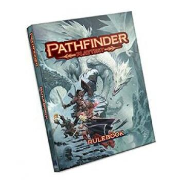 Pathfinder Playtest Rulebook - Eksklusiv bog fra Pathfinder 2nd Editions Playtest
