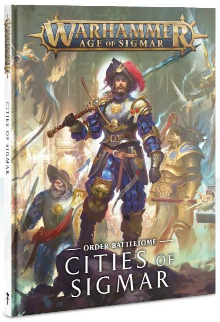 Battletome: Cities of Sigmar - Få afstøvet din gamle Warhammer Fantasy hær, og bring den til the Age of Sigmar!