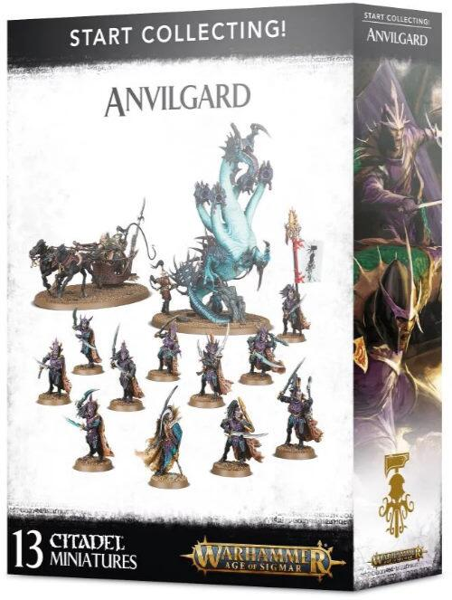 Start Collecting! Anvilgard - Start din Cities of Sigmar samling med disse Drukhari