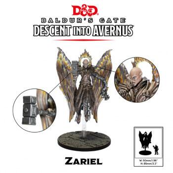 D&D Descent into Avernus - Zariel
