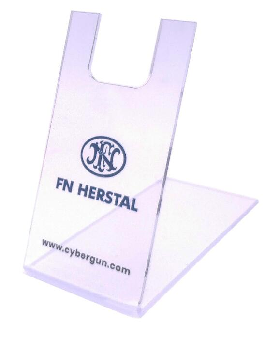 FN Herstal Pistol Display Stand