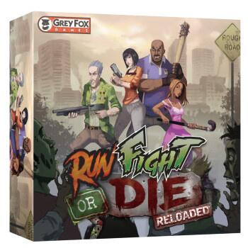 Run Fight or Die Reloaded