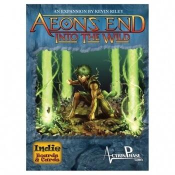 Aeons End: Into the Wild - Fortsætter historien fra New Age