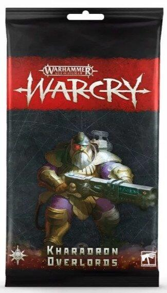 Warcry: Kharadron Overlords Card Pack - Plyndrer the Eightpoints med disse pansrede Duardin