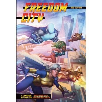 Mutants & Masterminds: Freedom City 3rd Edition -
