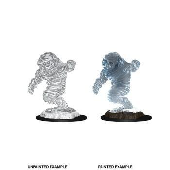D&D Nolzur's Marvelous Miniatures - Air Elemental - med primer på