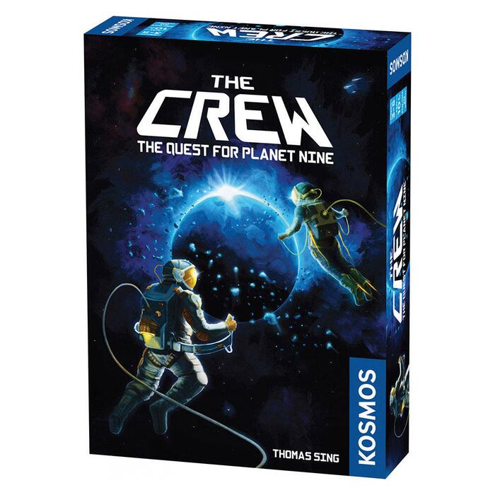 The Crew: The Quest for Planet Nine - Et et kooperativt spil for 2-5 spillere