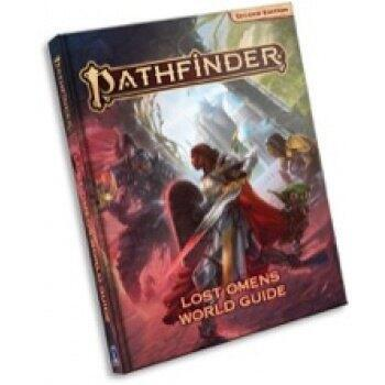 Pathfinder - Lost Omens World Guide - Oplev verdenen i Pathfinder Second Edition!