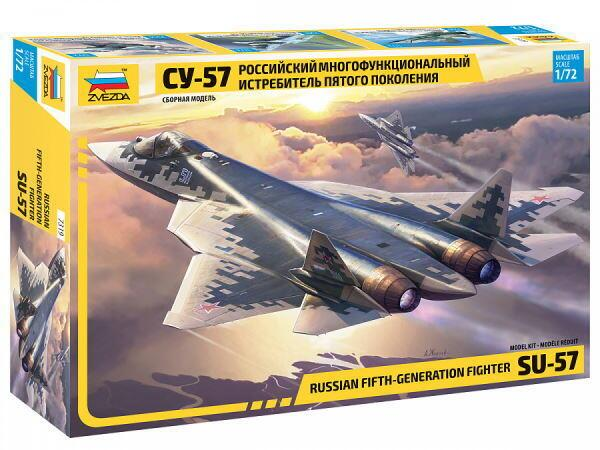 Fed russisk 5. generation fighter jet