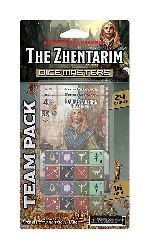 D&D Dice Masters: The Zhentarim Team Pack - udvidelse med fokus på Zhentarims