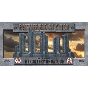 Battlefield In A Box - Gothic Battlefields - Gallery of Valour