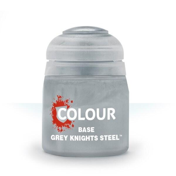 Citadel Colour Base Paint Grey Knights Steel 12 ml