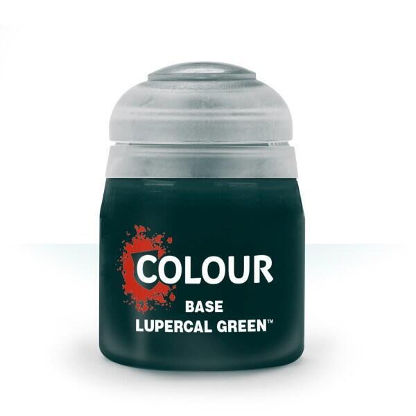 Citadel Colour Base Paint Lupercal Green 12 ml