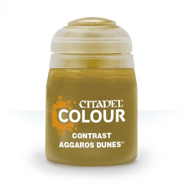 Citadel Colour Contrast Paint Aggaros Dunes 18 ml