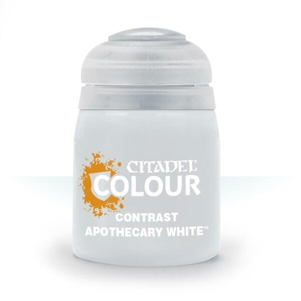 Citadel Colour Contrast Paint Apothecary White 18 ml