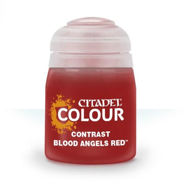 Citadel Colour Contrast Paint Blood Angels Red 18 ml