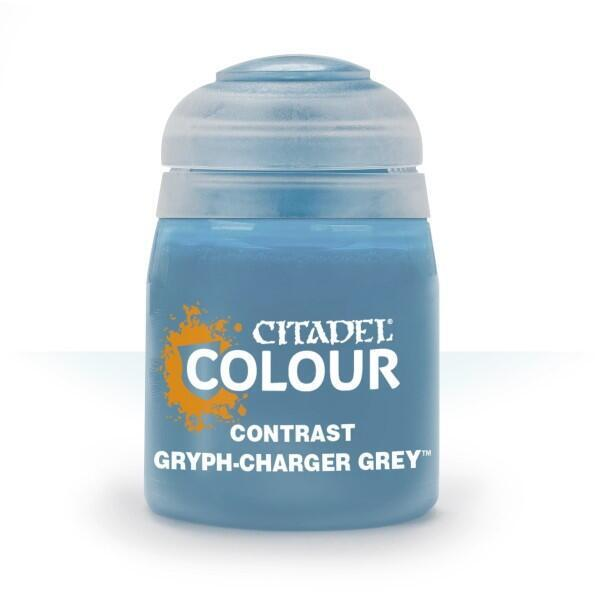 Citadel Colour Contrast Paint Gryph-Charger Grey 18 ml