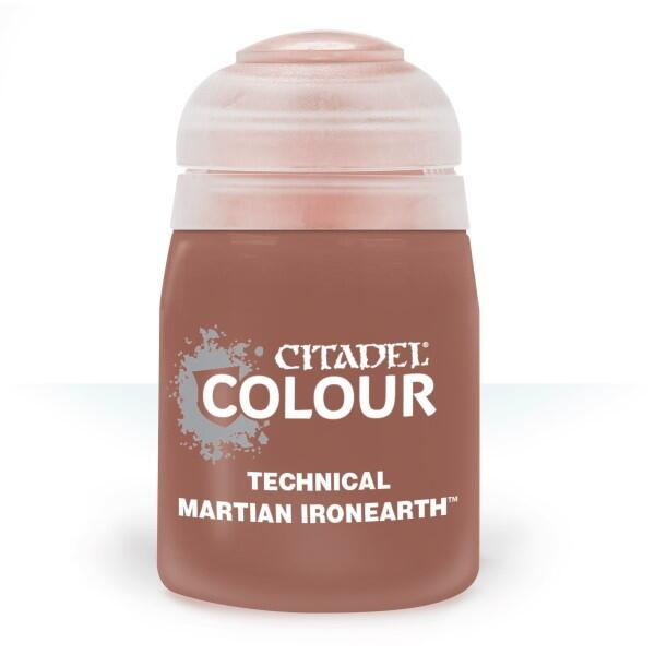 Citadel Colour Technical Paint Martian Ironearth 24 ml