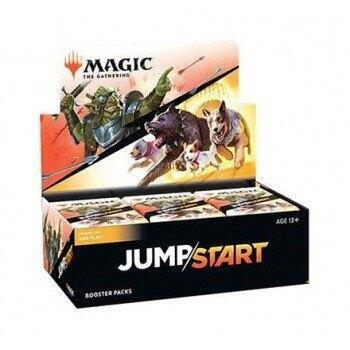 Jumpstart Booster Display - Skab unikke Magic the Gathering decks på sekunder med Jumpstart!