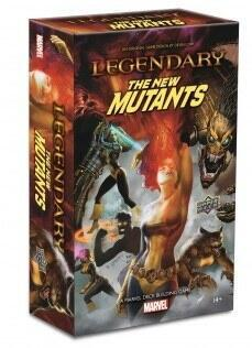Legendary: New Mutants - Sæt X-Mens junior hold på sagen!
